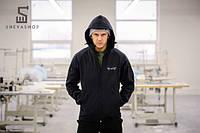 Демисезонная мужская куртка Prado от Feel and Fly, черная