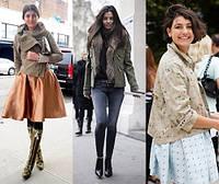 Как выбрать женскую демисезонную куртку