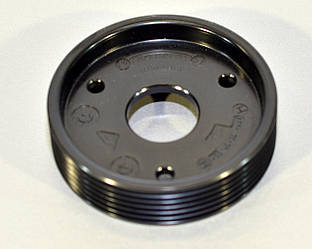 Ремінний шків насоса гідропідсилювача на Renault Kangoo 97->2008 1.9 D+1.9 dCi— Renault (Оригінал) - 7700875328