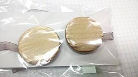 Магниты для штор Ассорти  (пара) V17