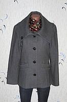 Качество! Базовое Шерстяное Пальто от H&M Размер: 48-L