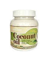Кокосовое масло 500 мл, первого холодного отжима, нерафинированное