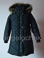 Пальто Lenne Adele 16365-6070 122р горох