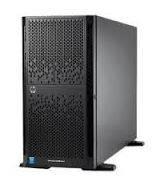 HPE ProLiant ML350 Gen9 E5-2620v3 1x16GB 2133P 2x300GB SAS P440ar/12Gb Ctrlr 8SFF DVD-RW 1x500W HP w/o HDD