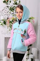 Детские куртки для девочек осень