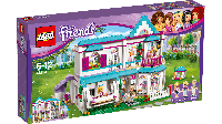 LEGO® Friends ДОМ СТЕФАНИ  41314, фото 1