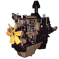Двигатель ГАЗ-53, 3307 (108,8 л.с.) (80 кВт) с к-том для переоб. (полнокомплектный) (пр-во ММЗ)
