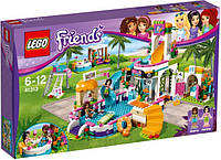 LEGO® Friends ЛЕТНИЙ БАССЕЙН  41313