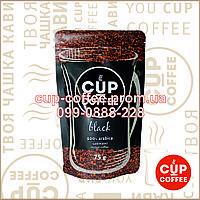 """Кофе сублимированный. """"Cup-Coffee"""" BLACK 75гр."""