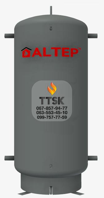 Теплоаккумулятор ТА0-10000.0 (без изоляции)