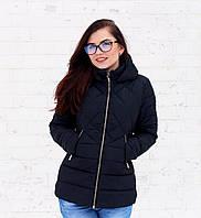 Женская куртка черная курточка весна