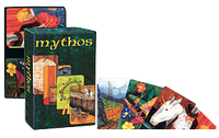 Mythos (Мифы). Метафорические ассоциативные карты