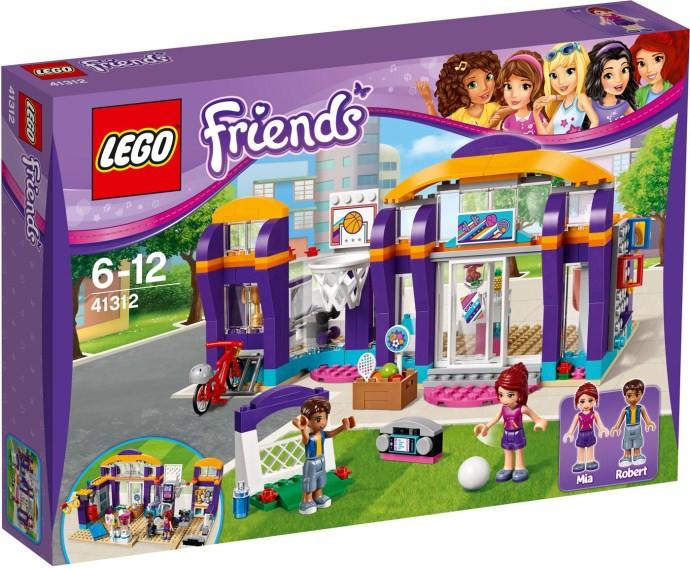 LEGO® Friends СПОРТИВНЫЙ ЦЕНТР 41312