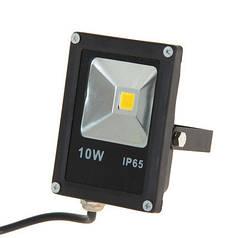Прожектор LED-SP- 10W 220В 1100lm 6000K кут 120 Slim (20) - See more