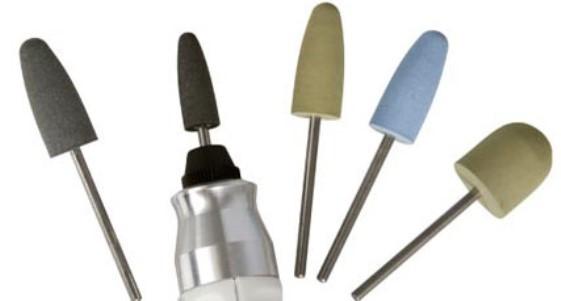 Запасные ручки и насадки для фрезеров