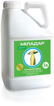 Гербицид Миладар /Міладар(Милагро), Укравит; никосульфурон 45 г/л, для кукурузы