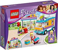 LEGO® Friends СЛУЖБА ДОСТАВКИ ПОДАРКОВ 41310