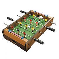 Настольный футбол HG 235A на штангах деревянный