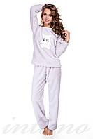Пижамы теплые.Полиэстр.Sensis Soft