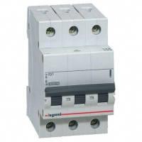 Автоматический выключатель 25А 3 полюса тип С 419710 Legrand RX3