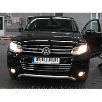 Кенгурятник Volkswagen Touareg 2010+