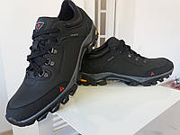 Весенние кожаные кроссовки для мужчин