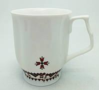 """Чайная чашка MP-05  """"Вышиванка"""" 350мл., Идеал (Украина)"""