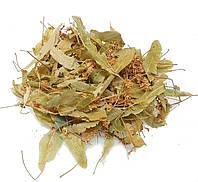 Липа сердцелистная цветки 100 грамм (Tilia cordata)