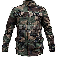 "Куртка милитари ""KILBORN"" WOODLAND, фото 1"