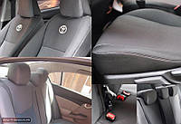 Чехлы Volkswagen Golf 6 + с 2009-2012 ✓салон: раздельная задн. спинка ✓ подкладка: войлок