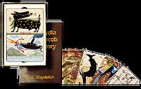 Lydia Jacob Story (История Лидии Якоб). Метафорические ассоциативные карты