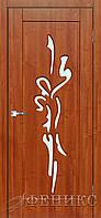 Двері міжкімнатні Фенікс, Ельвіра ПГ/ЗА