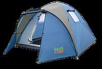 Палатка GreenCamp 1004 БЕСПЛАТНАЯ ДОСТАВКА!!!