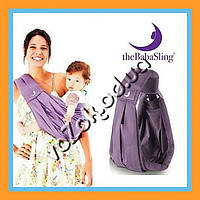 Слинг The Baba Sling Classic для переноски ребенка в возрасте от 0 до 2 лет, фото 1
