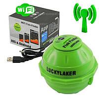 Wi-Fi эхолот Lucky FF916