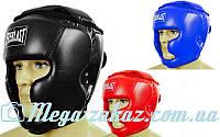 Шлем боксерский с полной защитой Elast 4299 (шлем бокс): 3 цвета, S/M/L