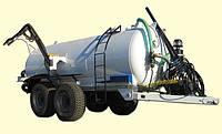 """Цистерна для воды и жидких органических удобрений, о """"объем 6 м, 3 для установки на кузов грузового автомобиля"""