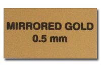 Металл для сублимации - золото глянец