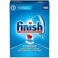 Таблетки для посудомоечной машины Finish Classic 100шт