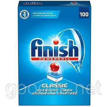 Таблетки для посудомоечной машины Finish Classic 100шт - Gooods - автозапчасти и аксессуары, товары для дома и детские товары в Луцке