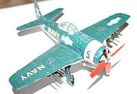 """Модели самолётов 1:72. Американский палубный истребитель """"P-47 Thunderbolt"""". 2-ая мировая война."""