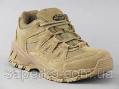 Військові чоловічі черевики trooper 2,5 дюйма coyote Mil-Tec