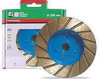 Фреза алмазная торцевая по бетону Distar ФАТМ-H 100мм 22.2-15 №00 Extra-Active