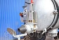 """Цистерна для воды и жидких органических удобрений, о """"объем 10 м 3 для установки на кузов грузового автомобиля"""