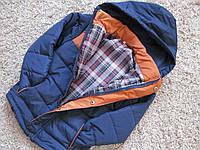 Куртка детская демисезонная подросток размер 38