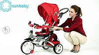 Велосипед Sun Baby Little Tiger T500 красный