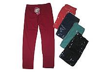 Лосины хлопковые для девочки, Softsail, размеры 104/116,116/128,  арт. PL-0085