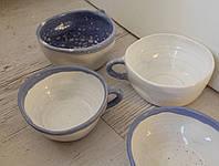 Чашки Белая Глазурь