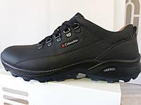 Мужские  весенне осенние кожаные туфли
