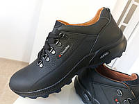 Весенне осенние кожаные туфли